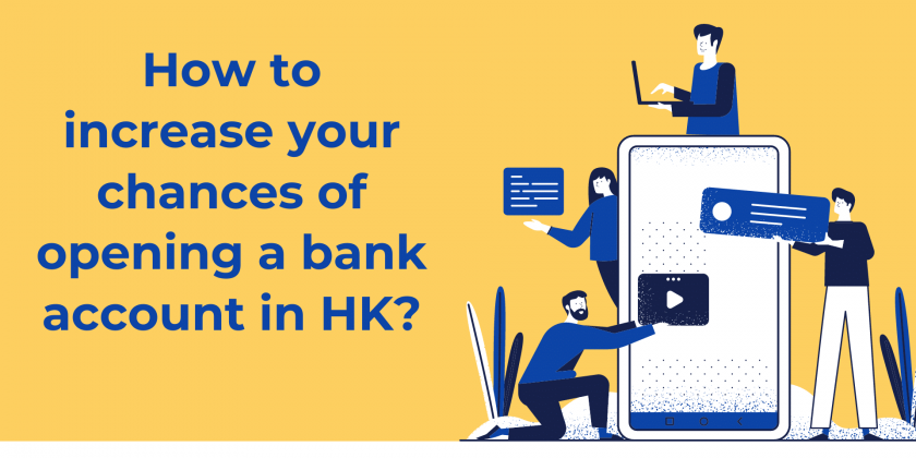 Bank Opening Service In HK