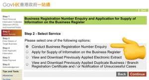 Check Business Registration BR Number