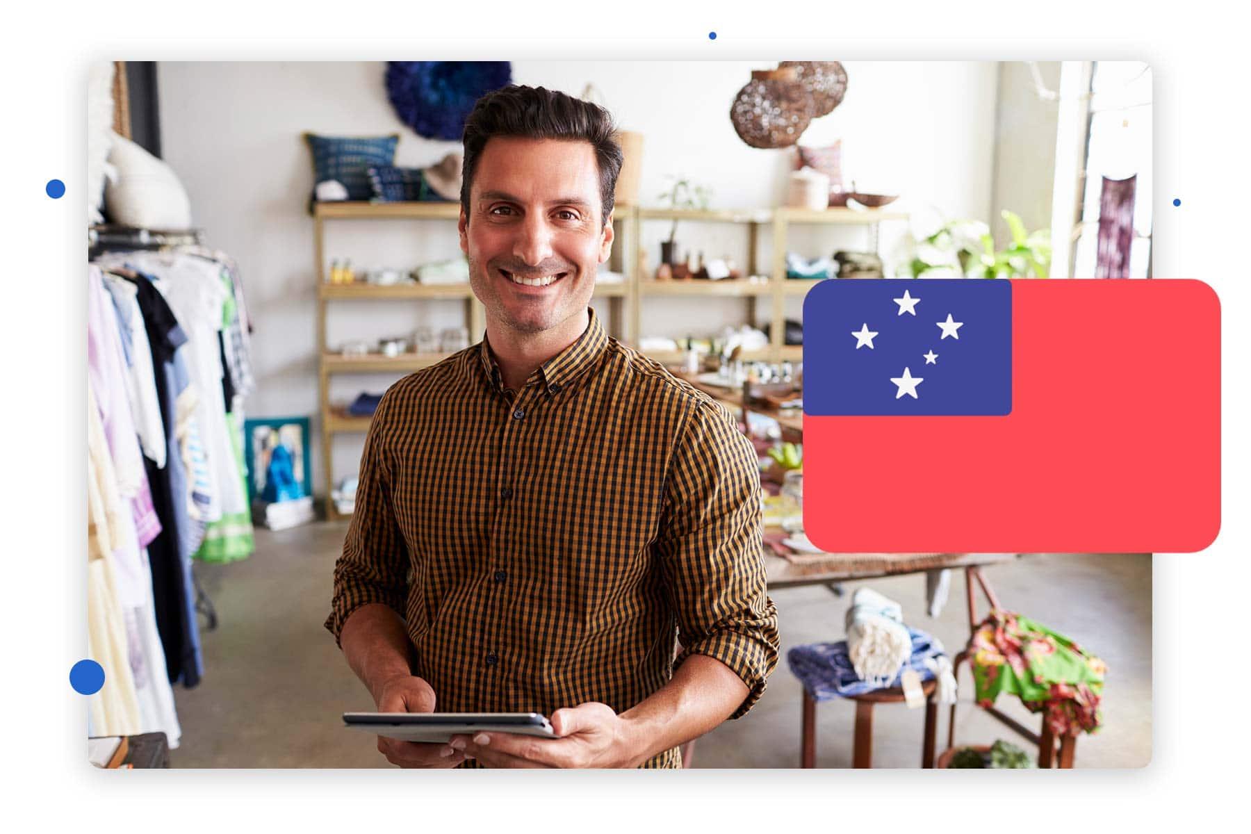 Establish Company In Samoa