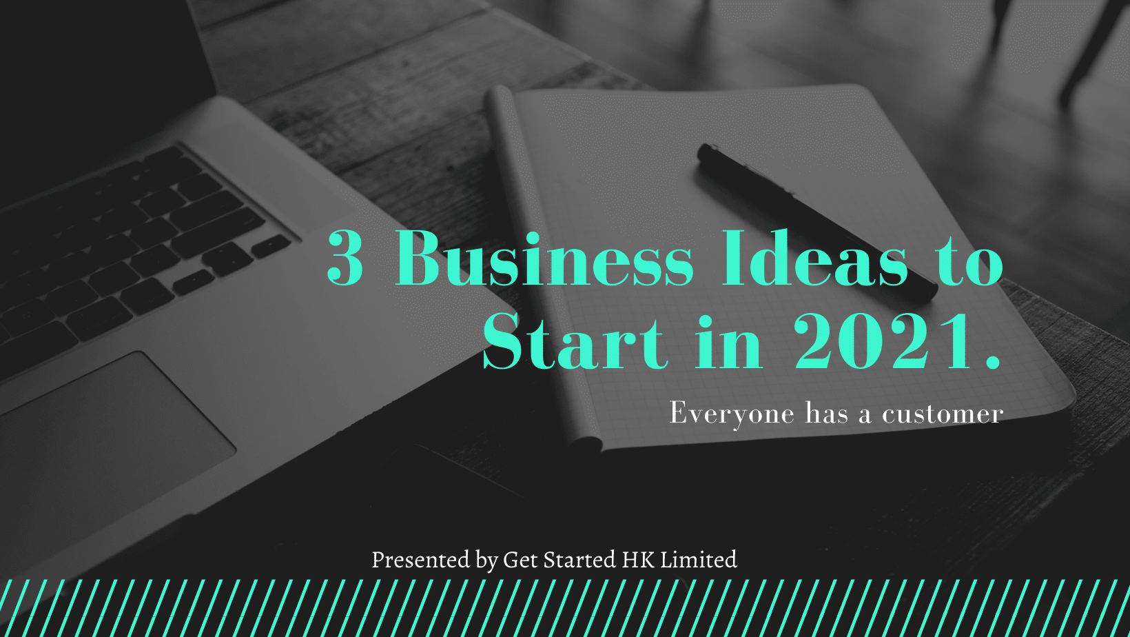 3 business ideas to start in 2021
